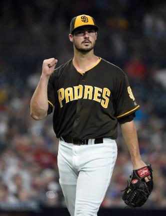 Padres Beat the Phillies in Series Opener