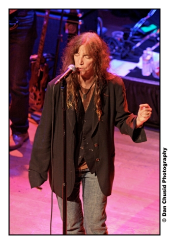 Live: Patti Smith in San Diego