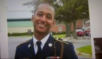 Father Mourns Army Vet Found Dead at Beach