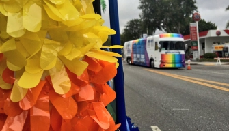 LA Pride Parade Begins With Moment of Silence for Orlando Victims