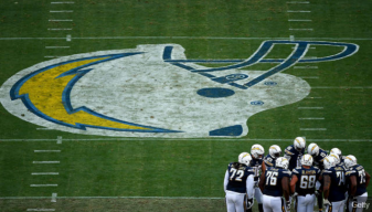 Chargers Games Will Be Heard on San Diego Radio