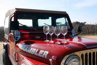 Jeeping, Cupcaking, and Wining