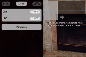 Unlock the Secret Panorama Mode on the iPhone