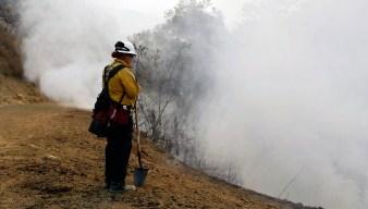 Heatwave, Winds Fuel Raging California Wildfire