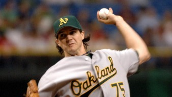 Barry Zito Reflects on Baseball Career, Life in New Book