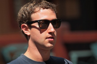 After $2.3B Cash Out, Mark Zuckerberg Takes $1 Salary