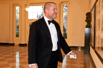 Apple's Jony Ive Becomes Sir Jony