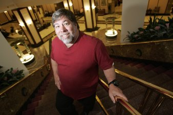 Woz Wants iPhone and Android Hybrid