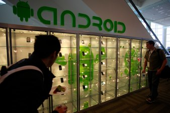 An Android Market for Banned Apps