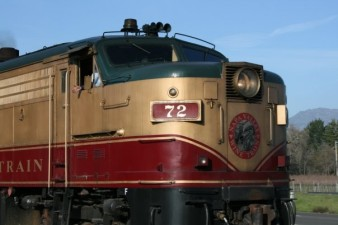 Napa Valley Wine Train Specials