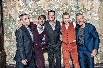 A Night at the Spandau Ballet