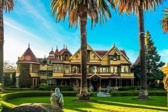 Spend Mother's Day at the Winchester Mystery House