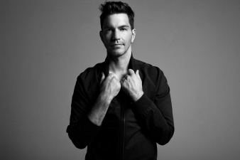 Andy Grammer Keeps His Head Up