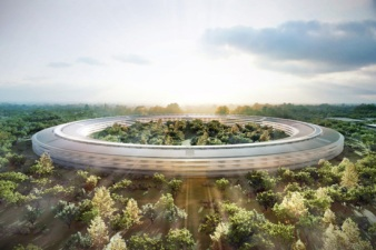 Apple's $5B Headquarters Angers Investors