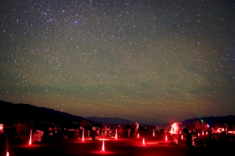 Death Valley: An Astronomical Experience