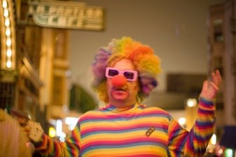 This Clown Had Steve Jobs' Stolen iPad