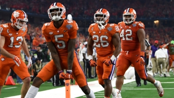Alabama to Meet Clemson Again for College Football Title