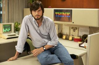 Ashton Kutcher Debuts as Steve Jobs at Sundance