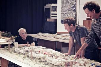 Gehry Designs New FB Expansion