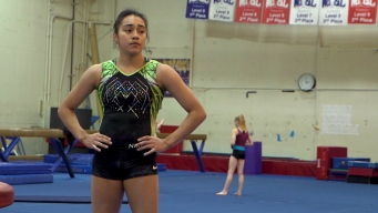 Northern California Gymnast Carries Mexico's Olympic Hopes