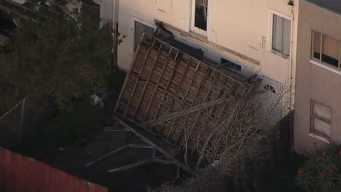 2 Injured in San Francisco Deck Collapse: Firefighters