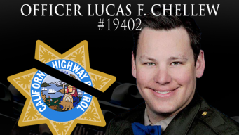 CHP Officer Dies in Sacramento Motorcycle Crash