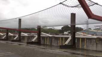 Construction Underway for Golden Gate Bridge Suicide Net