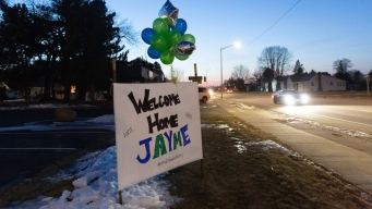 Jayme Closs' Family Celebrates Missing Wis. Teen's Return