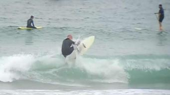 Hurricane Surf Expected to Bring Big Waves to San Diego
