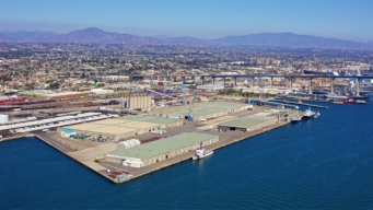 Local Co. Gets $12.3M Contract for Port Redevelopment