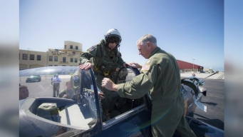 Retired Cmdr. Reaches Milestone: Flying 100 Aircrafts