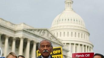 Secret Conyers Settlement Raises New Questions in Congress