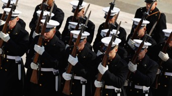 Uncertain Future for Marines Amid Cuts