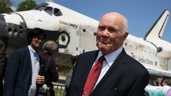 SD Air and Space Museum Remembers John Glenn