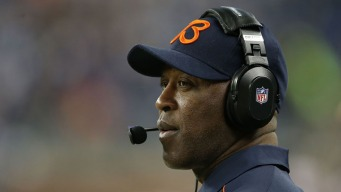 Lovie Smith to Interview with Chargers