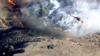 Threat of Wildfires on High as Santa Ana Conditions Return