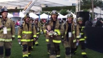 9/11 Memorial Stair Climb Honors First Responders