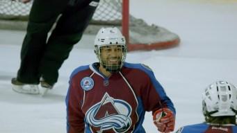 Sled Hockey With Heart: Rico Roman