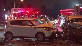 1 Killed in Suspected DUI Crash