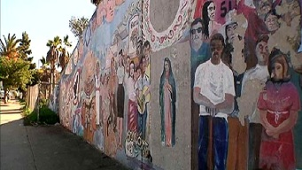 Chicano Park Murals Revamped