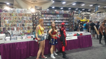 Is Comic-Con Still About Comics?
