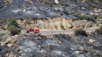 Leaders Approve Relief Efforts for Border Fire Victims