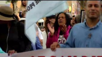 2nd Annual MLK March Takes Place Downtown
