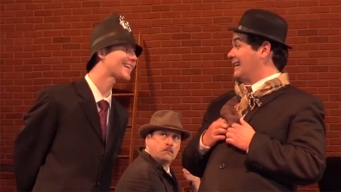 '39 Steps' Play to Benefit Coronado Library