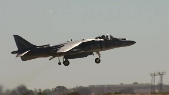 Military Aircraft Displays Kick Off MCAS Miramar Air Show