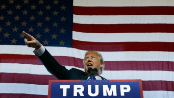 Trump Named GOP Nominee, Completing Stunning Climb