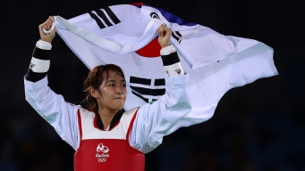 Taekwondo: S. Korea Wins 1st Gold of Rio Olympics