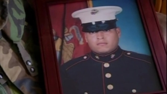 After Controversy, Marine Receives Navy Cross