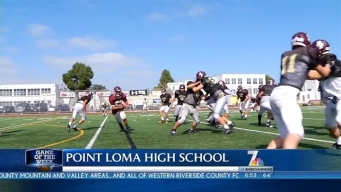 Falcons vs. Pointers in NBC 7's Game of the Week