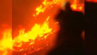 Firefighter Remembers Battling Cedar Fire